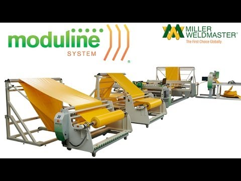 Automated Welding System for Large Tube Flexible Ducting