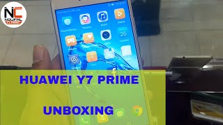 HUAWEI MOBILE Y7 PRIME UNBOXING best huawei mobile phone 2017