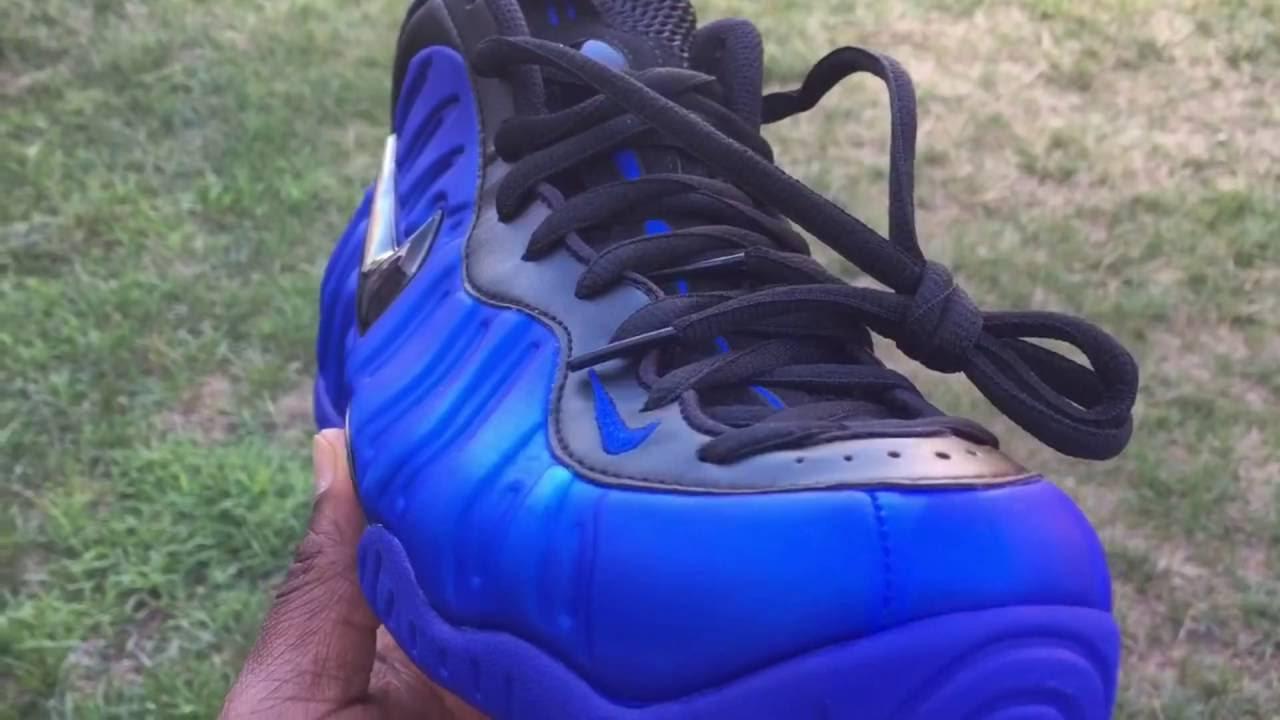 36186ad371b Nike Air Foamposite Pro Hyper Cobalt Blue
