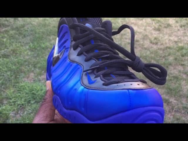 """47e16d13d06 Up Close With The Nike Air Foamposite Pro Hyper Cobalt """"Ben Gordon"""" –  Housakicks"""