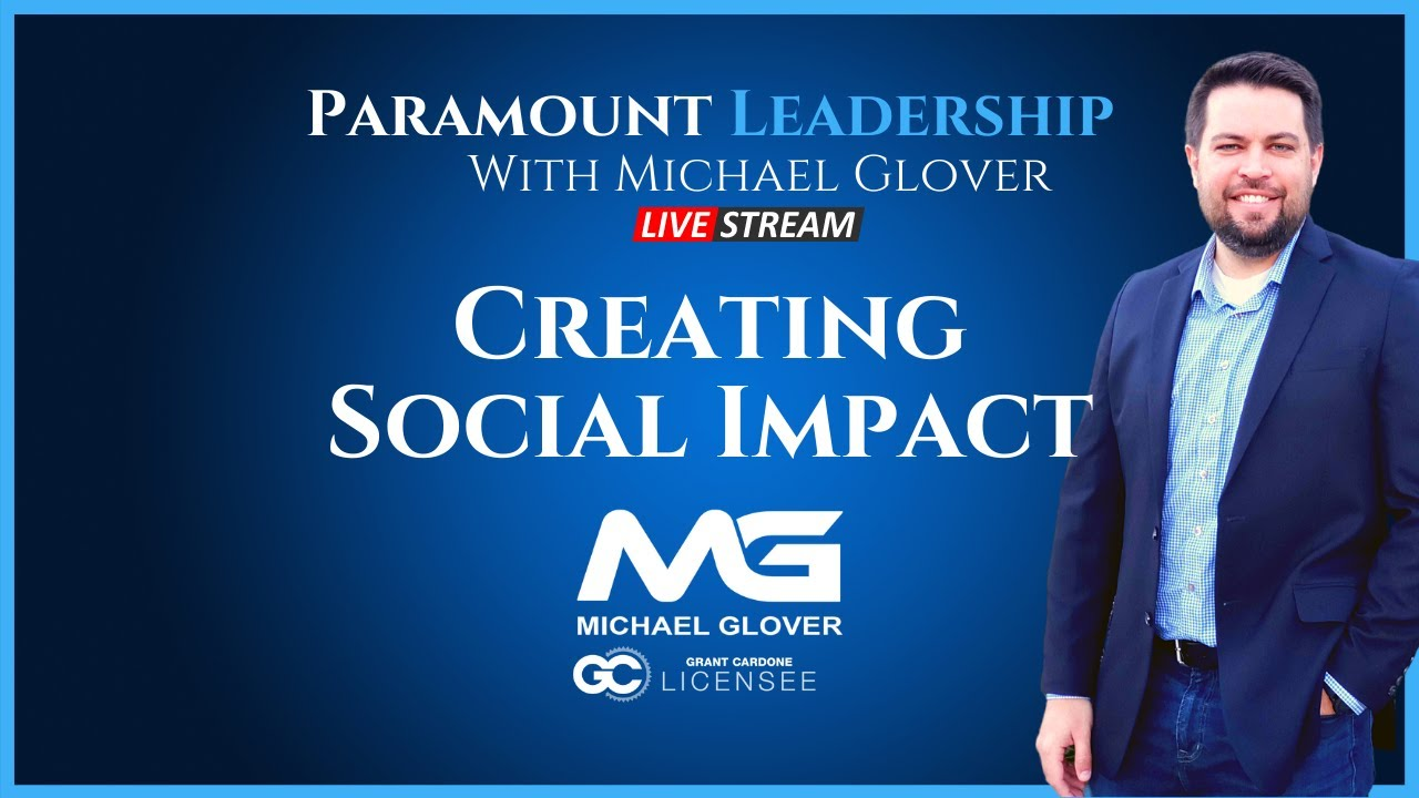 Paramount Leadership With Mike Glover