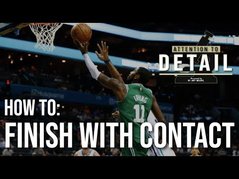 How To Finish Through Contact: the Ultimate Guide