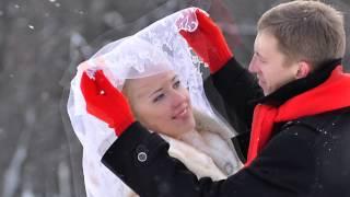 фотограф на свадьбу Ирина Лапето, свадьба зимой