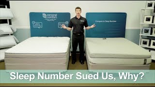 Sleep Number Lawsuit verdict is in...guess who won?