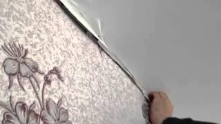Ремонт натяжного потолка(Статья предложит полный арсенал как сделать ремонт квартир фото натяжные потолки самостоятельно. Теперь..., 2014-08-15T22:06:27.000Z)