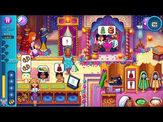 Fabulous - Angela's Wedding Disaster #34 Bonus Level 3-2 🎮 James Games