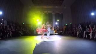 Ruslans & Marija / AGUA /  Salsa COUPLES / BALTIC SALSA SHOW CUP 2015
