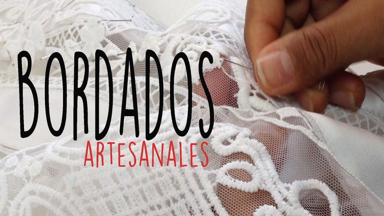 Fajas bordadas para vestidos de novia