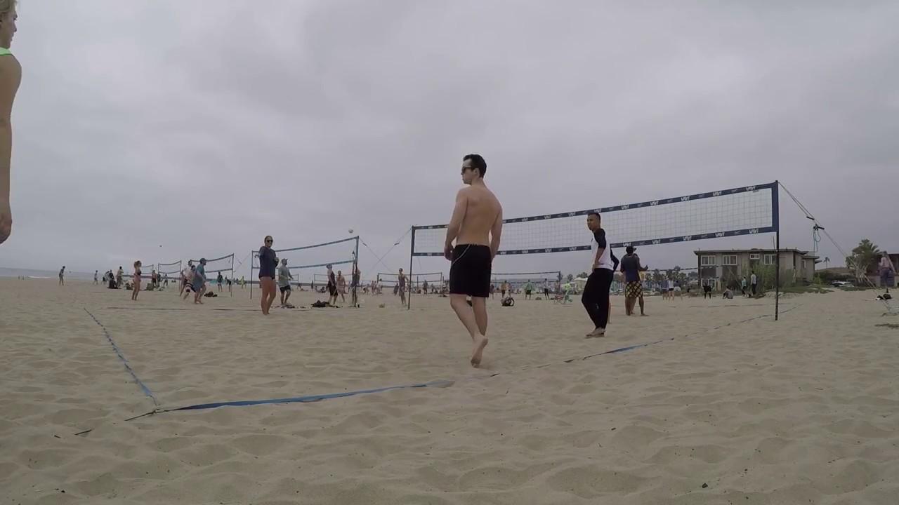 5/19/18: Beach Pops Vs  Team VAVI Set 2