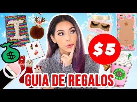 50+ IDEAS DE REGALOS PARA NAVIDAD BARATOS 2018! Gu�a de regalos navide�os Jimena Aguilar