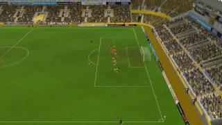 NAC vs FC Utrecht - 74 minutes by.Nuri Sahin