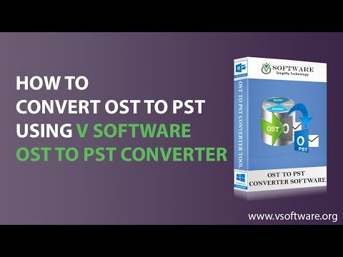 OST to PST Converter | How to Convert OST to PST