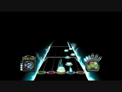 """Guitar Hero 3 Custom Songs PC """"CANON ROCK"""" Matt Rach 98% 987 Note Streak Fast Best Solo Watch In HD"""