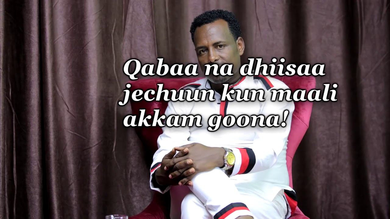 Desalegn Bekema Elaamee New Ethiopian Oromo Music 2018 Official Lyrics  Video YouTube