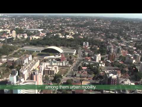 World Cup - Host-cities - Curitiba