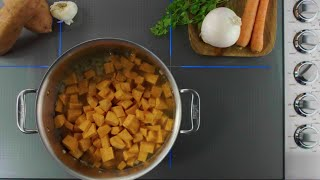 Recipe: Curried Sweet Potato-Carrot Soup | WebMD