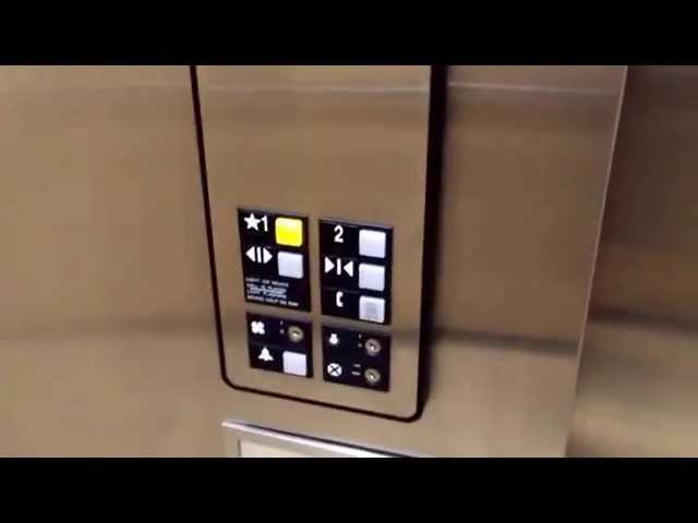 Otis Series 1 Hydraulic Elevator @ Unknown Building, Temecula, CA