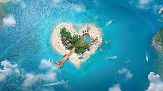 НЕВЕРОЯТНО КРАСИВЫЙ И САМЫЙ РОМАНТИЧЕСКИЙ ОСТРОВ В МИРЕ(Интересные факты Невероятно красивый и романтический остров в мире находиться в Таиланде. Самый красивый..., 2016-10-18T15:13:39.000Z)