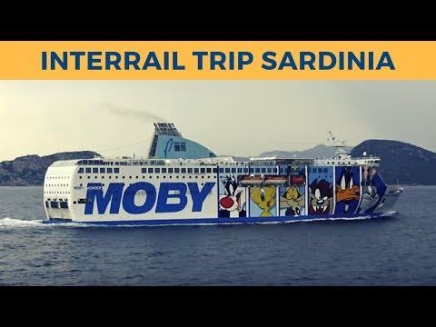 Interrail Trip 2016 DB/SBB/Trenitalia/MOBY OTTA & MOBY DREA - full version -