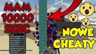NOWE CHEATY MAM 10000 HP ZABIJAM GRACZY!!! XD