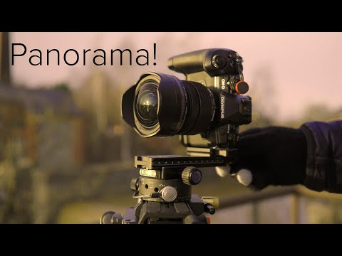 Panorama - Photography Tutorial