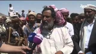 """قبائل """"دهم"""" تؤكد دعمها للتحالف لإعادة الشرعية إلى #اليمن"""