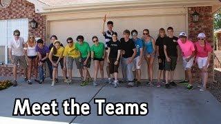The Amazing Race: Neighborhood Edition Season 4 - Meet the Teams