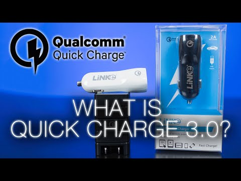 What is Quick Charge 3.0?