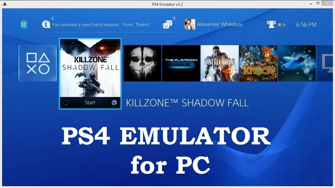 How To Install PS4 Emulator On PC Without Survey