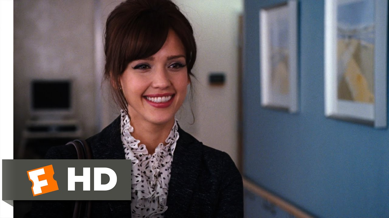 Jessica alba little fockers 2010 - 3 part 7