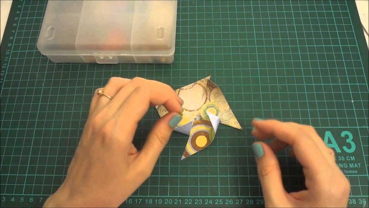 Как сделать ветряную мельницу из бумаги фото 883