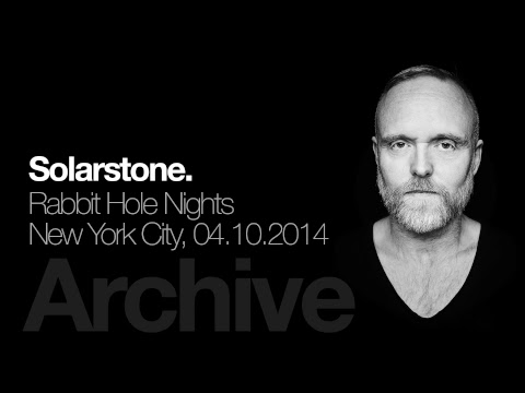 Solarstone pres. Pure Trance Radio Episode #171 Expanded - Rabbit Hole Nights, New York 04.10.2014