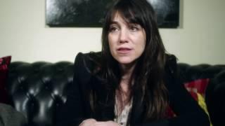 Charlotte Gainsbourg Interview