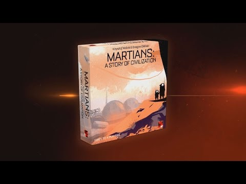 Martians: A Story of Civilization ENG