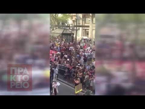 Οργή και αγανάκτηση επικρατεί στην Βαρκελώνη μετά την τρομοκρατική επίθεση στην Λας Ράμπλας