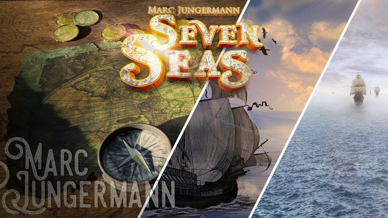 Pirate Music | Seven Seas [Instrumental Violin & Accordion Soundtrack]
