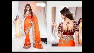 Online Saree Shopping From India