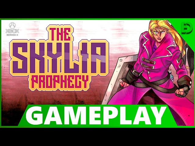 THE SKYLIA PROPHECY | METROIDVANIA 1000G EASY!