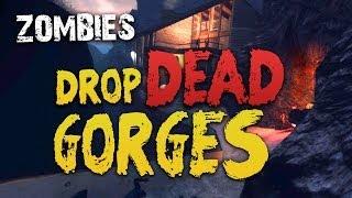 DROP DEAD GORGES ★ Left 4 Dead 2 (L4D2 Zombie Games)