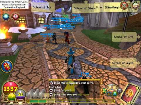 Wizard101 what is the best school proof youtube - Wizard101 pics ...