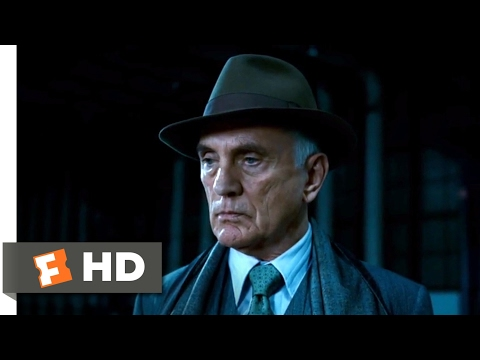 The Adjustment Bureau (2011) - You Can Change the World Scene (6/10) | Movieclips