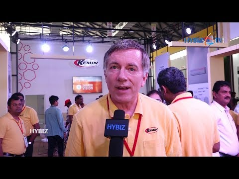 Kemin Industries | Christopher E Nelson President and CEO | Poultry India 2018
