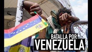 Batalla por la frontera Venezuela