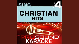 Deep Enough To Dream (Karaoke Lead Vocal Demo) (In the Style of Chris Rice)
