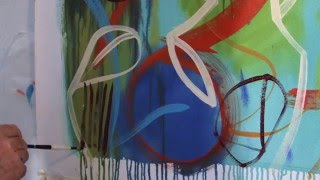 Hal Mayforth   Abstract Artist