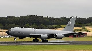 2 AWESOME US AIR FORCE (USAF) KC-135 Tanker