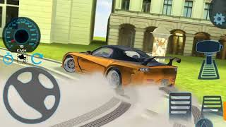 Rx-7 Veilside Drift Simulator _android Game