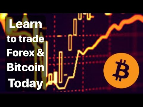 Learnt to trade bitcoin