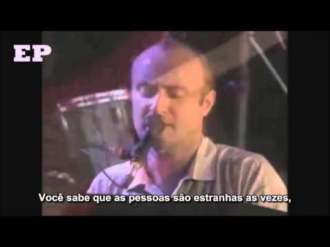 PHIL COLLINS - DO YOU REMEMBER - LEGENDADO EM PORTUGUÊS BR
