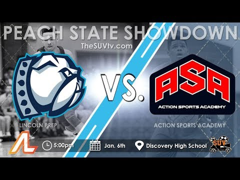 Lincoln Academy vs. Action Sports Academy